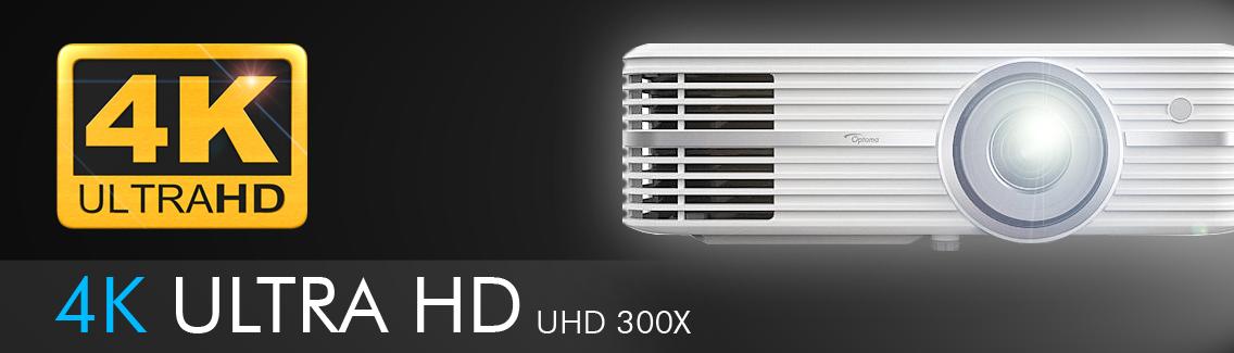 UHD300X 4K